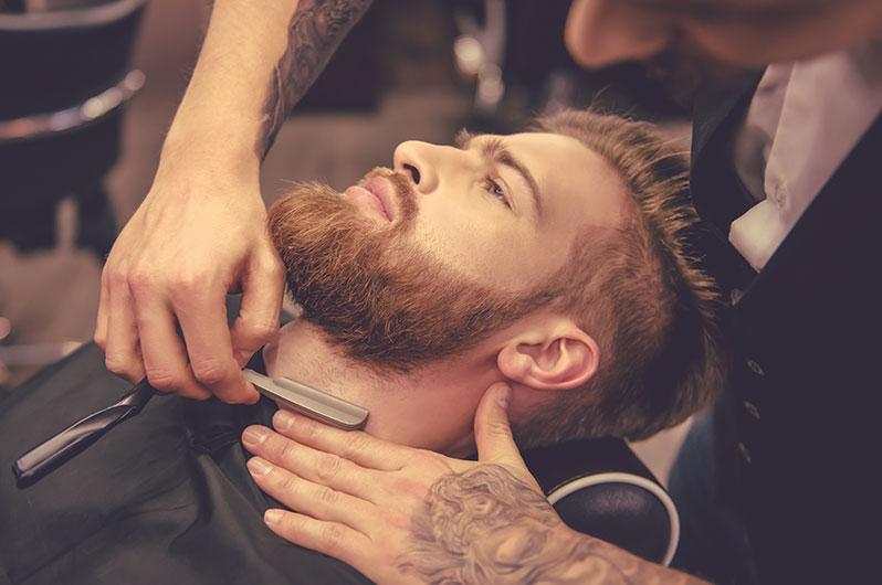 Ivonne's Total Beauty Salon Straight Razer Shaving Services